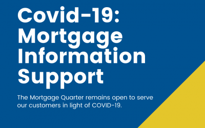 COVID-19: Mortgage Information Support