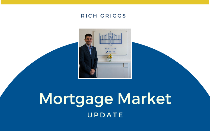 TMQ's Rich: Mortgage Market Update