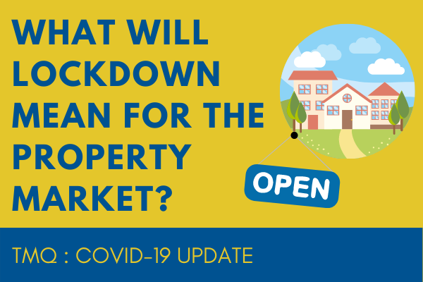 What will lockdown mean for the property market?