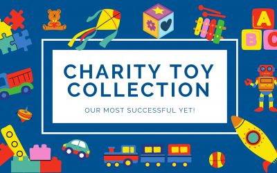 TMQ's Record Charity Toy Collection